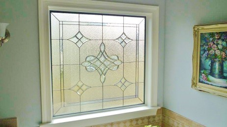 Bathroom Stained Glass For Your Salt Lake City Home