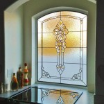 Salt lake city stainedglass-kitchen