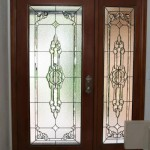 Salt lake city stained glass sidelights