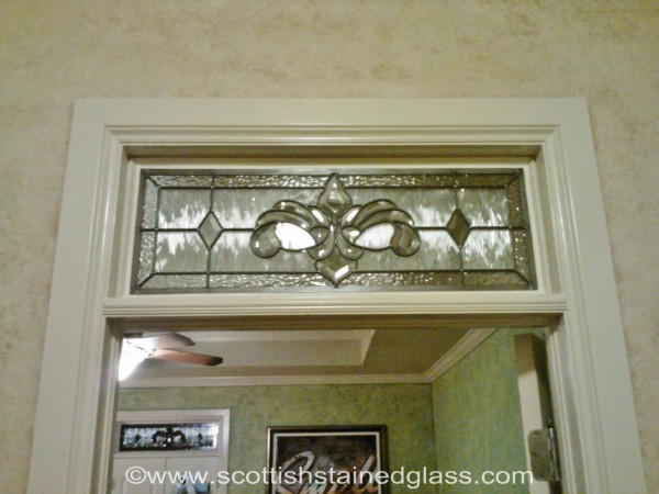 Transoms Salt Lake City Stained Glass Custom Stained