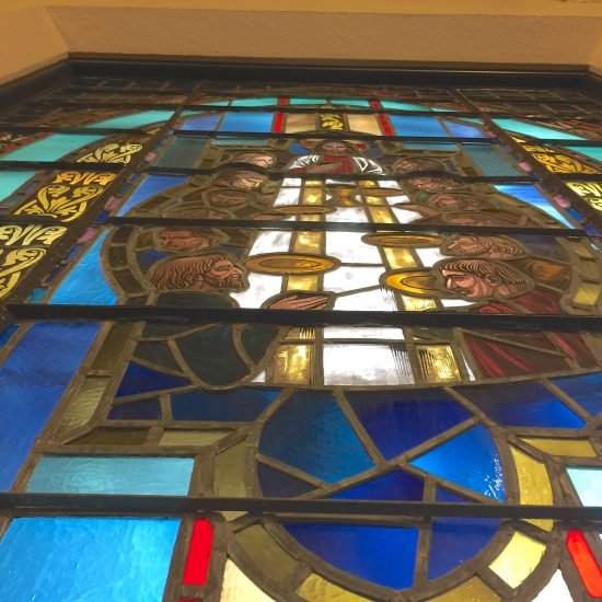 stained glass repair salt lake city