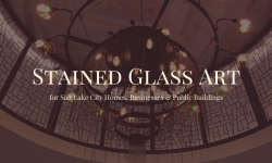 art glass experts salt lake city
